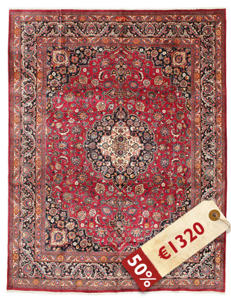 Mashad signed: Ghfori carpet ABT31