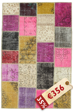 Patchwork carpet XCGH903