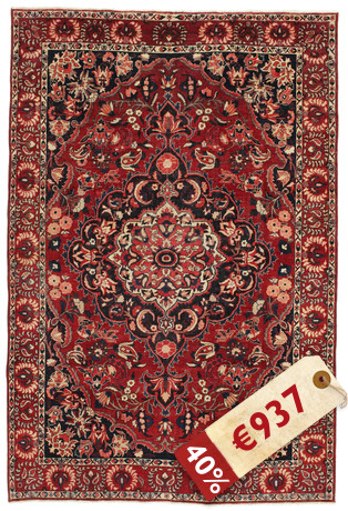 Bakhtiari Patina carpet EXZP13