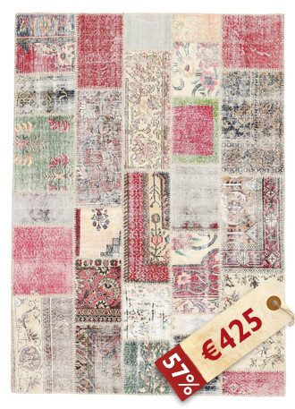 Patchwork carpet BHKZH126