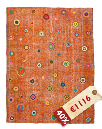 Tapis Colored Vintage Relief MPB92