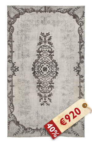 Tapis Colored Vintage Relief MPB107