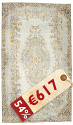 Colored Vintage carpet XCGH316