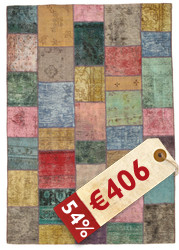 Patchwork carpet EXZH1163