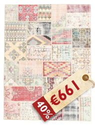 Patchwork carpet BHKZH142