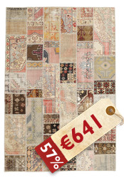 Patchwork carpet BHKZH37