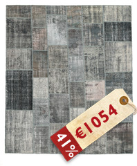 Patchwork carpet XCGW278