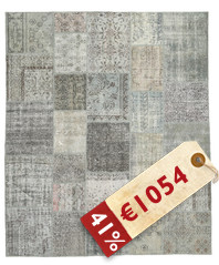 Patchwork carpet XCGW257