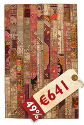 Patchwork carpet XCGW244