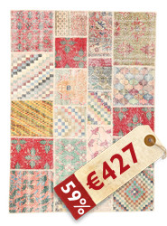 Patchwork carpet XCGW31