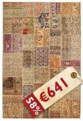 Patchwork carpet XCGY1