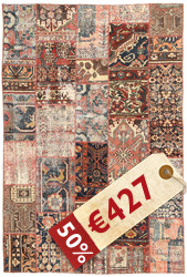 Patchwork carpet XVZE835