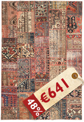 Patchwork carpet XVZE832