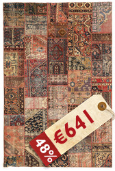 Patchwork carpet XVZE831