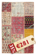 Patchwork carpet XCGH583