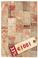 Patchwork carpet BHKP232