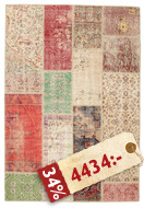 Patchwork teppe BHKP334