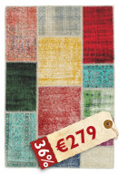 Tapis Patchwork BHKN35