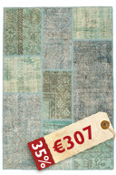 Patchwork carpet BHKU66