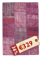 Patchwork carpet BHKW585