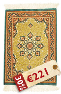 Qum silk carpet RZZZO72