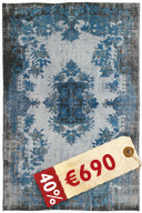 Tapis Colored Vintage Relief MPA57