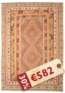 Alfombra Kilim Afghan Old style ABCK1446