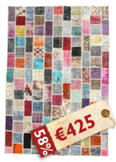 Patchwork carpet XCGW126
