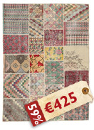 Patchwork carpet XCGW36