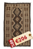 Alfombra Kilim Afghan Old style NEW_P56