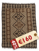 Kilim Afghan Old style carpet NEW_P101