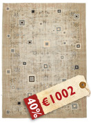 Tapis Colored Vintage Relief MPB40