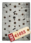 Tapis Colored Vintage Relief MPB35