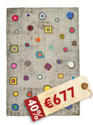 Tapis Colored Vintage Relief MPB8