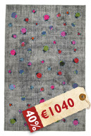 Tapis Colored Vintage Relief MPB68