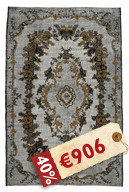 Tapis Colored Vintage Relief MPB153