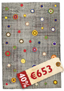Tapis Colored Vintage Relief MPB139