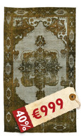 Tapis Colored Vintage Relief MPB123