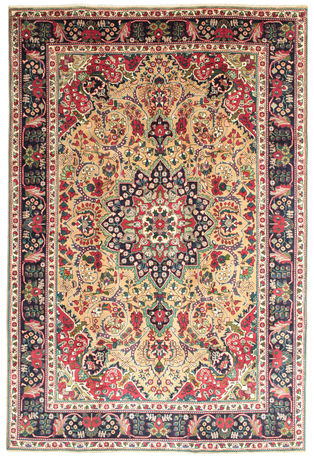 Tabriz carpet EXZR1658