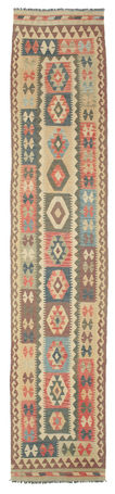 Kelim Afghan Old style-matto 82x406
