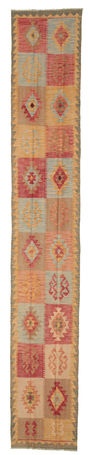 Kelim Afghan Old style-matto 79x482