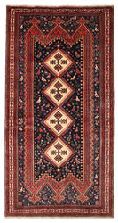 Afshar carpet EXI10