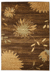 Baleni - Brown rug RVD4097