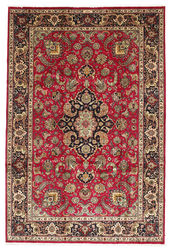 Tabriz signed: sajdei carpet AHI370