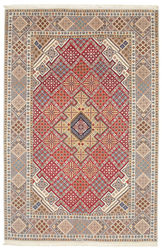 Isfahan Signed: Emad carpet VAZZU7