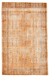 Colored Vintage rug BHKL739
