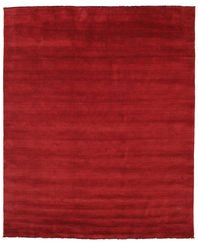 Handloom fringes - Dark Red carpet CVD5251