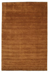 Handloom fringes - Brown carpet CVD5237
