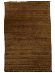 Handloom fringes - Brown carpet CVD5219
