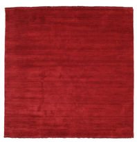 Handloom fringes - Dark Red carpet CVD5258
